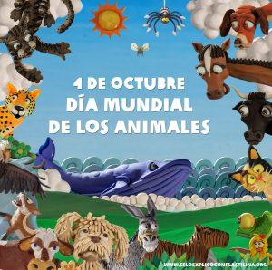 Día mundial del animal